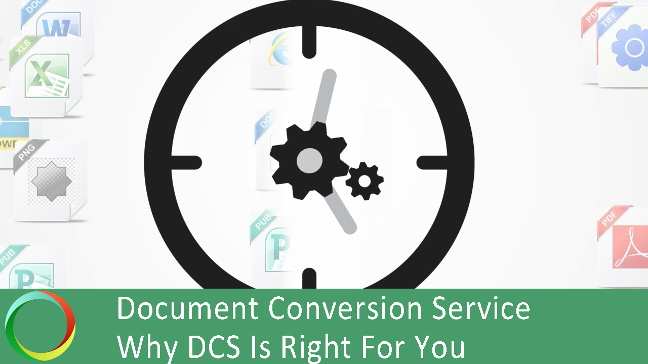 Why Document Conversion Service Is Right For You