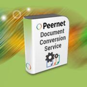 Document Conversion Service box shot