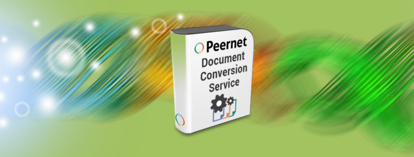 Document Conversion Service box shot