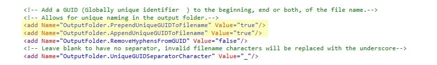OutputFolder.UniqueGUIDFilename-True