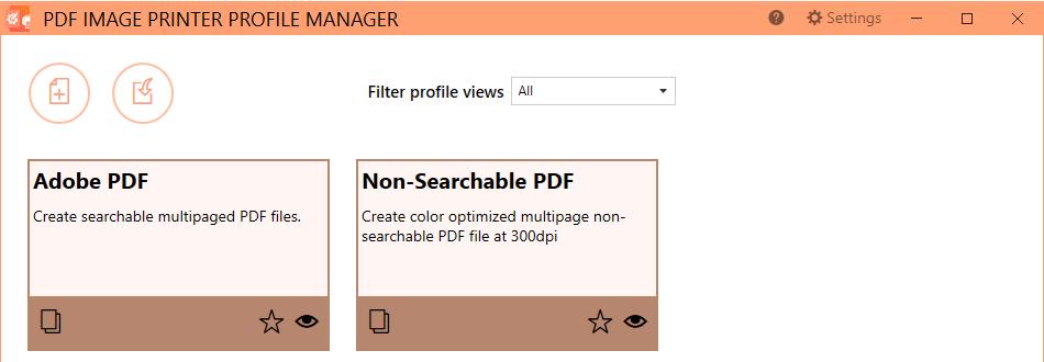 PDF-Default-Profiles