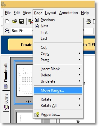 How to put pdf pages into one file