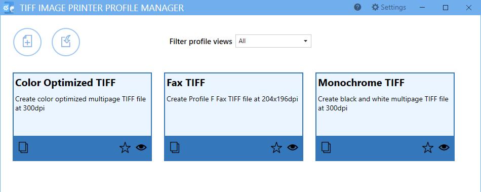 TIFF-Default-Profiles