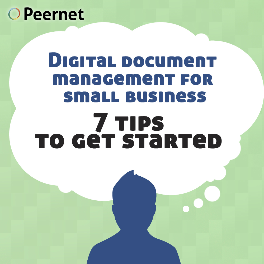 digital document management for small business