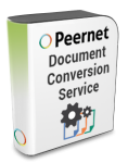 Document Conversion Service Software