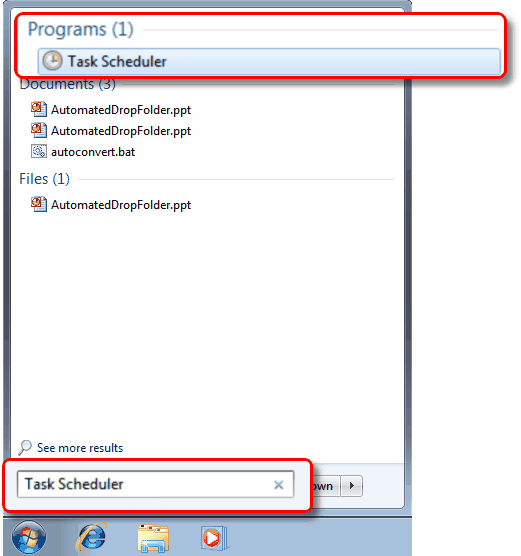 Automated File Conversion | Task Scheduler | Convert to TIFF