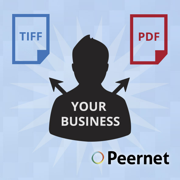 convert to pdf or convert to tiff