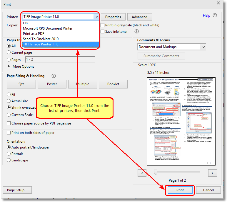 Convert PDF to TIFF | Guide on Converting PDF to TIFF