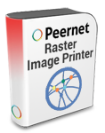 Raster Image Printer Software