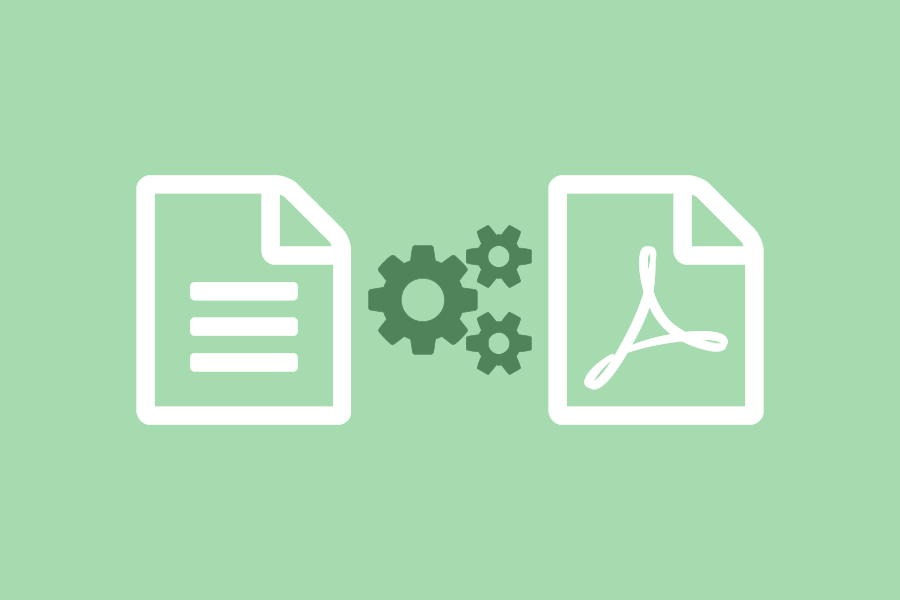 How to Convert RTF to PDF | Converting an RTF to PDF