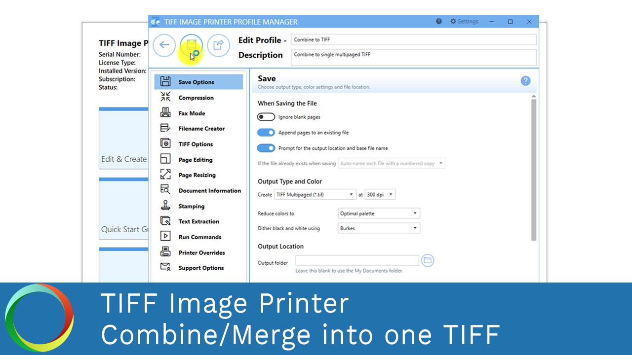tiffimageprinter-combine-merge-into-one-tiff-youtube