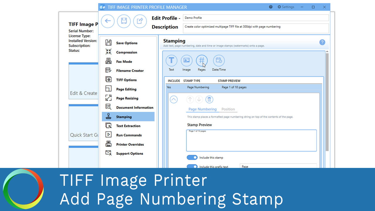 tiffimageprinter-page-numbering-stamp-youtube