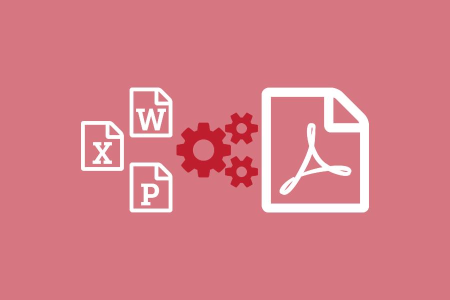 Combine/Merge Multiple Files into One PDF File With PDF Creator Plus